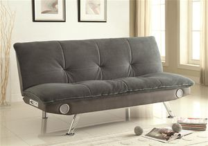 Futon with bluetooth speakers for Sale in Phoenix, AZ