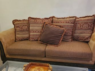 Couch, Love Seat, And Chair for Sale in Dearborn,  MI