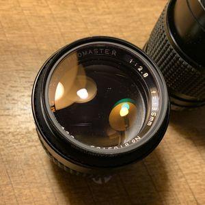 3 Lenses for Sale in Las Vegas, NV
