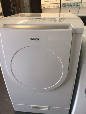 Used Bosch dryer. 1 year warranty for Sale in St. Petersburg, FL