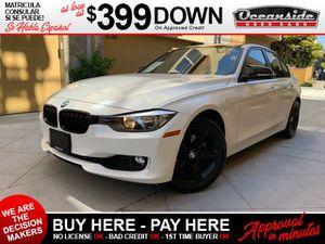 2015 BMW 3 Series for Sale in Oceanside, CA