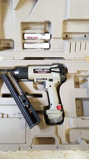 Porter Cable Bammer 15g nail gun for Sale in EASTAMPTN Township, NJ