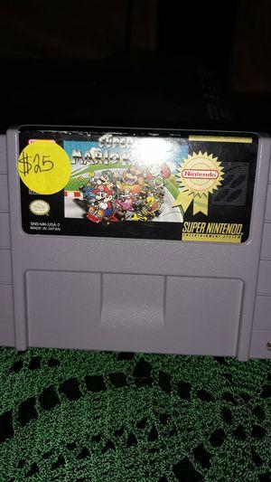 Super Mario kart for Sale in San Bernardino, CA