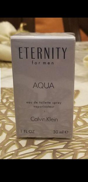 New Calvin Klein Eternity Aqua Men Cologne 1 oz located in Whittier for Sale in Whittier, CA