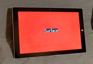 "Microsoft Surface 3 10.8"" 128GB Windows Tablet BOOT LOOP for Sale in Queens, NY"