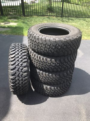 Jeep Rubicon Tires for Sale in Andover, MA