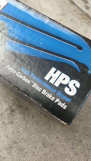 Hawk HPS break pads for Acura Honda for Sale in Santa Cruz, CA