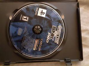 Capcom vs snk pro for Sale in Federal Way, WA