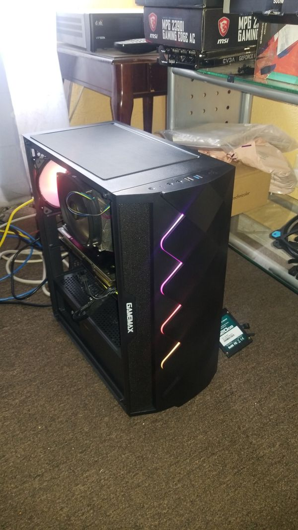 Incomplete i7-6700k Gaming PC with Asus Strix RX480 8GB