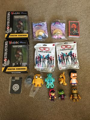 SDCC and NYCC figures/ collectibles for Sale in San Diego, CA