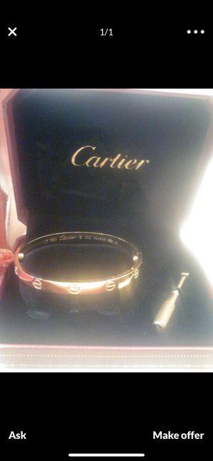 Cartier bracelet for Sale in Fort Lauderdale, FL