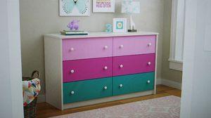 Pastel Kids Dresser for Sale in Dallas, TX