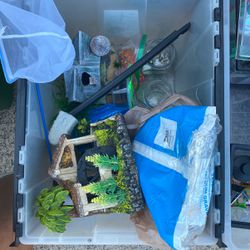 Fish Tank Supplies for Sale in Mission Viejo,  CA