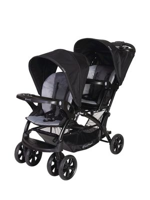 Babytrend sit n stand double stroller for Sale in Pearl City, HI