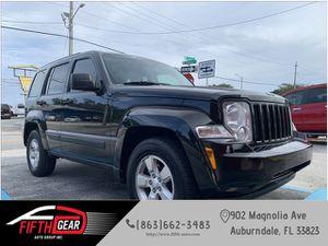 2010 Jeep Liberty for Sale in AUBURNDALE, FL