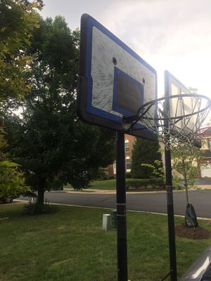 Basketball hoop for Sale in Ashburn, VA