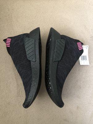 "NWT Adidas NMD_CS2 PrimeKnit ""Triple Black"" Size 8 for Sale in Las Vegas, NV"