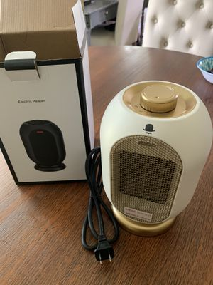 Mini space heater for Sale in Indianapolis, IN