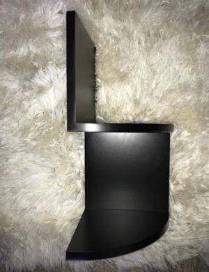 Hanging Black Corner Shelf for Sale in Canton, MI