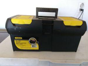 Plastic tool box for Sale in Goodyear, AZ