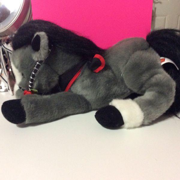Wells Fargo stuffed animal
