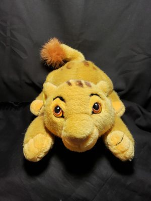 "Disney store lion king cub baby Simba 8"" for Sale in Zanesville, OH"