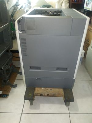 Lexmark C792de Color Copier for Sale in Missouri City, TX
