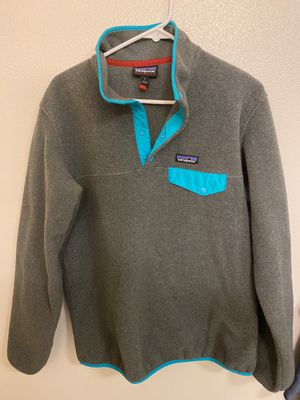 Patagonia Synchilla Snap-T Pullover for Sale in Maple Valley, WA