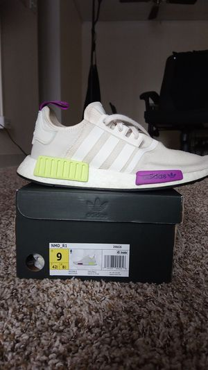 Adidas nmd size 9. Trade accepted, price negotiable! for Sale in Denver, CO