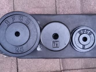 Standard Weight Plates for Sale in Oceanside,  CA