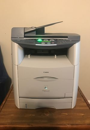 Canon color class printer for Sale in Medina, OH