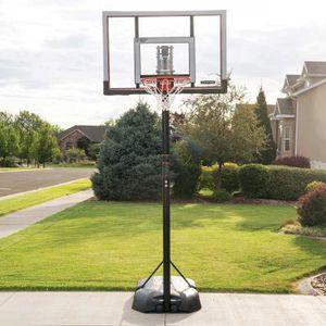 """Adjustable portable basketball hoop 50""""!!!! for Sale in Oakland Park, FL"""