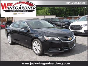 2016 Chevrolet Impala for Sale in Fort Washington, MD