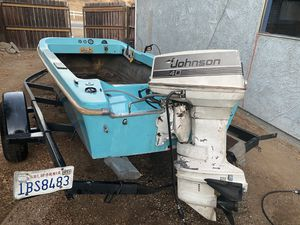 1969 Run About Boat for Sale in Riverside, CA