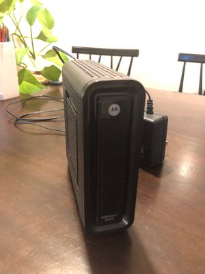 Motorola Surfboard SB6121 Cable Modem for Sale in San Diego, CA