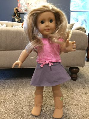 American Girl Truly Me #27 Doll Blonde Hair/Blue Eyes for Sale in Moapa, NV
