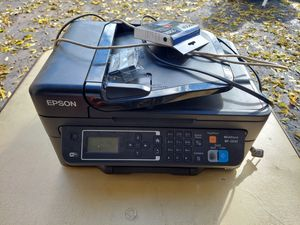 Epson wifi printer workforce WF- 2630 for Sale in Lockport, NY