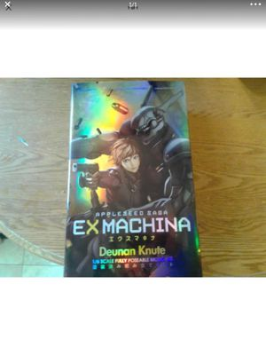 Appleseed Saga EX Machina Deunan Knute Hot Toys Figure. for Sale in Gilbert, AZ