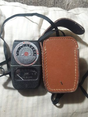 GE photographer exposure meter. American made. And is fully functional for Sale in Pittsburgh, PA