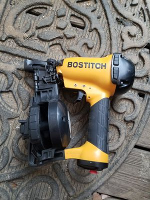 Bostitch roof gun nail for Sale in Beltsville, MD