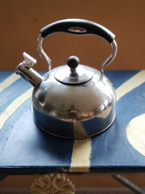 Antique tea kettle - NOT FREE for Sale in Frisco, TX