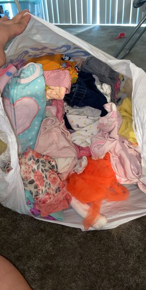 Babygirl clothes for Sale in Fort Myers, FL