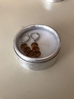 Woman earring, silver for Sale in Jurupa Valley, CA