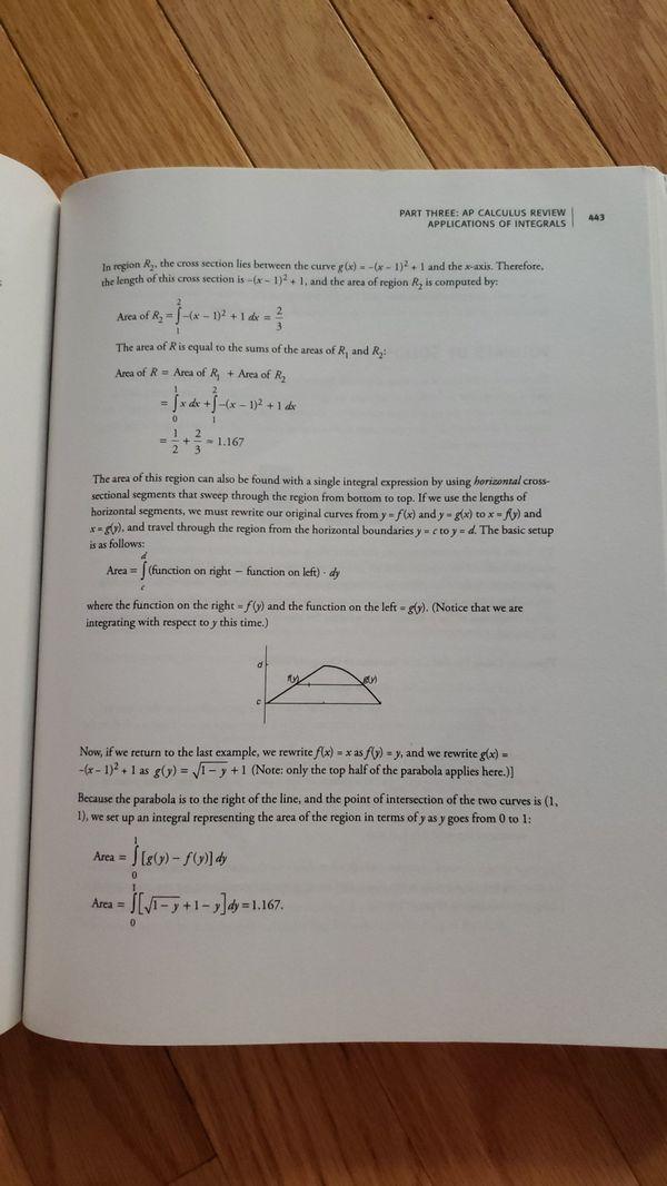 Kaplan AP calculus AB & BC