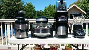 Used kitchen appliances in good condition for Sale in San Lorenzo, CA