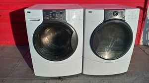 Kenmore Elite he3 washer and gas dryer for Sale in Fresno, CA