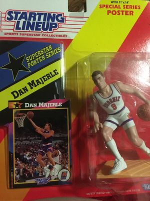 Dan Majerle Phoeniz Suns Starting Lineup action figure for Sale in Portland, OR