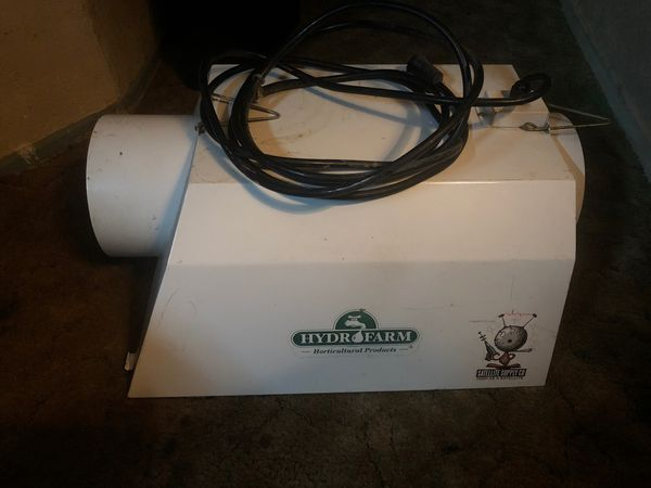 Hydrofarm 1000watt lamp housing