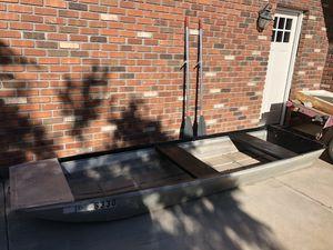 11.5' aluminum Jon boat for Sale in Mesa, AZ