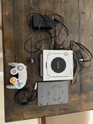 Nintendo Gamecube Console + Super Smash Bros Melee for Sale in Miami, FL